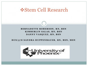 Paying attention to bd biosciences is Pro Stem Cell Research Quotes