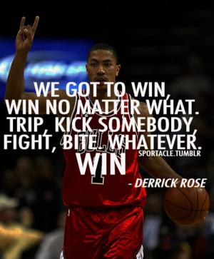 Derrick Rose Q...