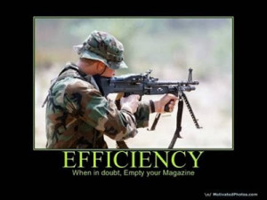 ... Nation Motivational Posters From Our Military US Military Efficiency