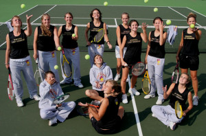10 Funny/Clever Tennis Slogans & Sayings for Team T-Shirts