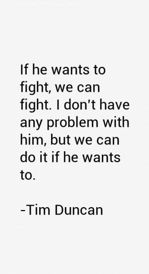 Tim Duncan Quotes & Sayings