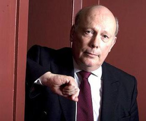 Julian Fellowes - He won an Oscar for Gosford Park , and he gained my ...
