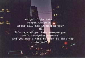 dark, photography, quote, quotes, sad - inspiring picture on Favim.com