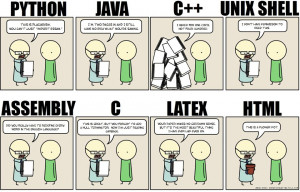Comparison of programming languages – Funny
