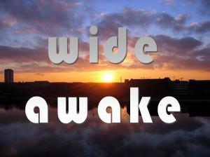 Wide Awake Podcast