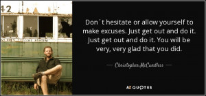 Christopher McCandless Quotes