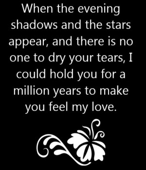 Garth Brooks - To Make You Feel My Love - song lyrics, song quotes ...
