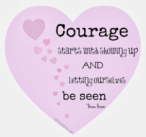you gain strength courage and confidence by every experience in which
