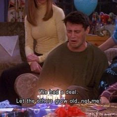 Joey Friends tv show Funny quotes More