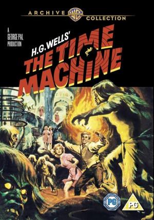 DVD H G wells - The Time Machine [DVD] [1960] | eBay