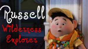 These are the name russell and wilderness explorer tribe Pictures