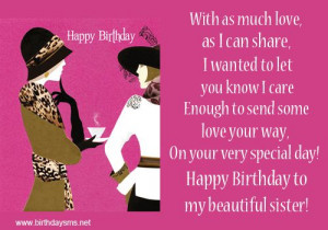 Sisters Quotes, Sisters Birthday Quotes, Quotes Funny, Birthday ...