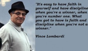 Vince lombardi famous quotes 5