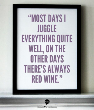 Funny Red Wine Quotes
