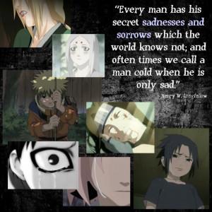 Naruto Sadness and Sorrow by LemonFerret