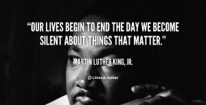 meanings. Here are some inspirational quotes by Martin Luther King, Jr ...