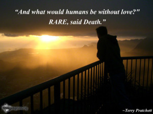 Terry Pratchett Death Quotes