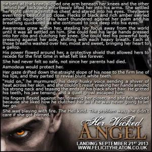 Her Wicked Angel (Her Angel Romance Series Book 6) - Landing September ...