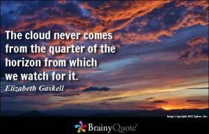 Elizabeth Gaskell Quote
