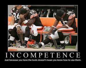 Incompetence quote #1