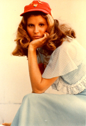 Soles posing as Norma Watson for Carrie (1976).