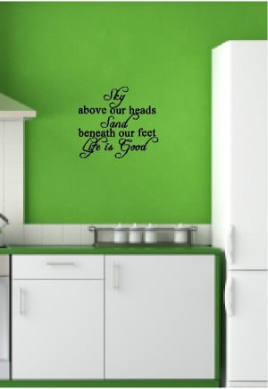... Wall Quotes Words Sayings Removable Wall Lettering. $14.99, via Etsy