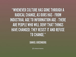 Organizational Culture Change Quotes