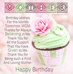Click For >> FREE Birthday Cards For Mother
