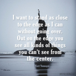 THE EDGE QUOTES