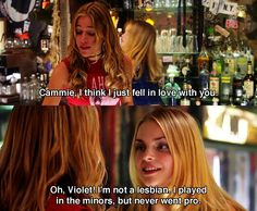 Cammie the minor lesbian :D ~ Coyote Ugly (2000) - Movie Quotes ~ # ...