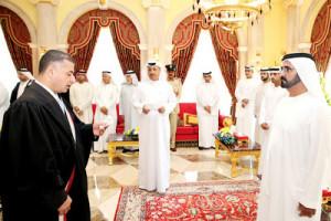 16new judges in UAE, Chief Prosecutor sworn in