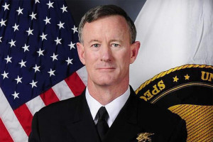 McRaven Named Sole Finalist for UT System Chancellor