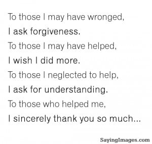 ... You So Much: Quote About To Those Who Helped Me I Sincerely Thank You