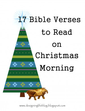 Christmas Bible Quotes I have been reading the bible