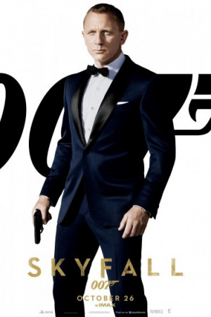 Tom Ford Had de eer om de smoking van Mr. Bond te mogen ontwerpen ...