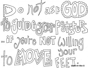 Doodles Art, Quotes, Guidefootstepsjpg, Doodles Words, Coloring Pages ...