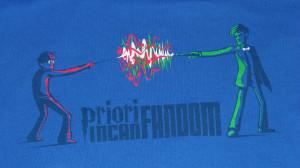 Doctor Who Eddsworld Shirt...