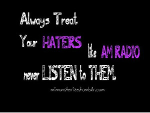 hater, life, quote, text
