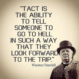 ... way that they look forward to the trip.' - Winston Churchill Quotes