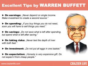 Warren Buffett Quotes HD Wallpaper 5