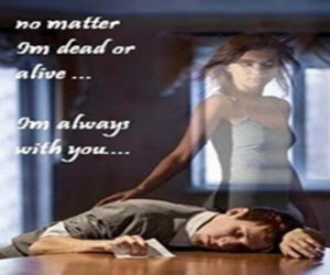 No Matter I am dead or Alive – Break up Quote