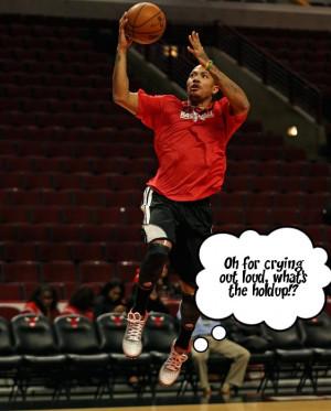 Funny Derrick Rose Injury Memes Basketball Meme Derick Rose