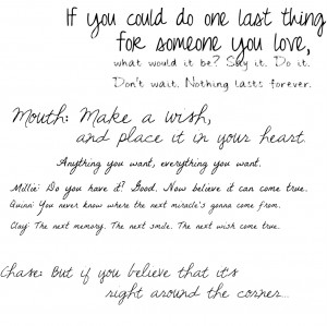 Cute One Tree Hill Quotes http://alacel.blogspot.com/2012/09/one-tree ...