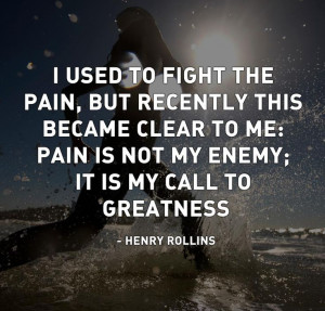 . Bodybuilding. Fighting Depression.Weights Lifting, Rollins Quotes ...