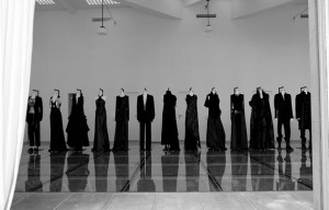 Interview: Ann Demeulemeester