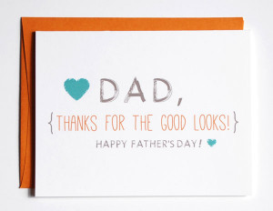 Funny father's day card 2013