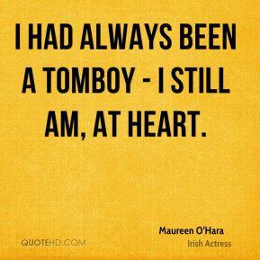 Tomboy Quotes