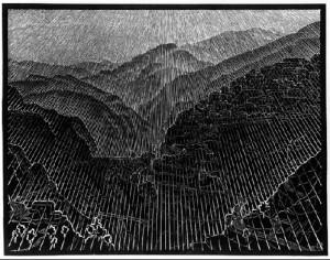 NOT DETECTED - M.C. Escher, c.1931, 159/469.