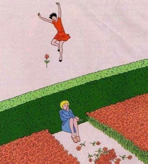 反映真实一面的人性图[完整版]-有些人就是拥有的 ...