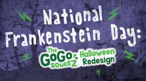 Frankenstein and Halloween Day